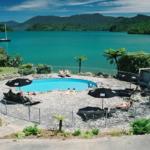 Portage Resort Hotel for Sale Marlborough Sounds